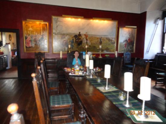 Castle Stuart: Dining Room