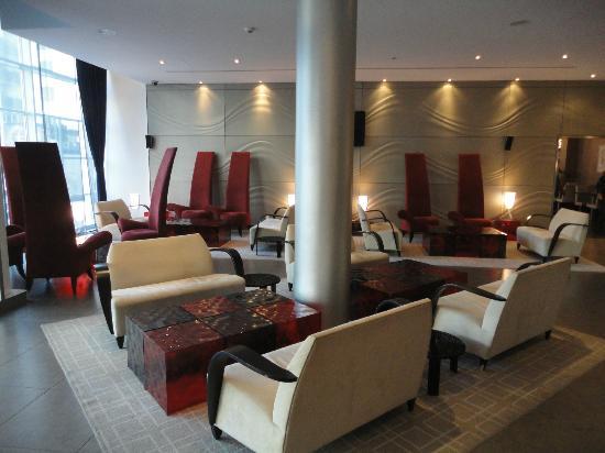 Abba Berlin Hotel: lobi