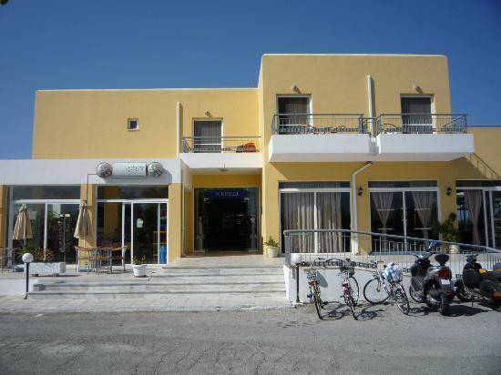 Nefeli Hotel: ENTRATA HOTEL