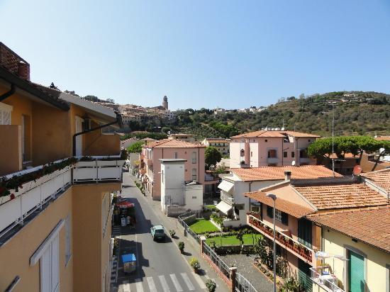 Hotel L'Approdo: Panorama dal balcone