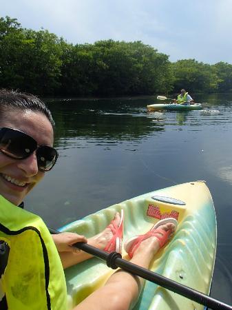 Bel Air Collection Xpu Ha Riviera Maya: Haciendo un ratito de Kayak