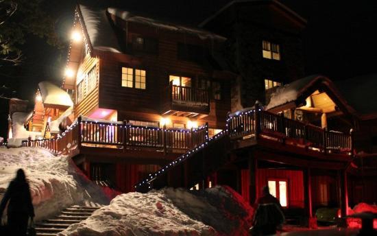 Winston Lodge & Spa: Lodge
