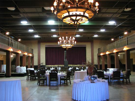 Carefree Resort & Conference Center: reception hall