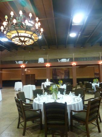 Carefree Resort & Conference Center: wedding reception ready