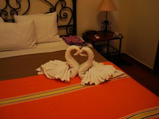 Hotel Boutique Parador San Miguel Oaxaca: compliments