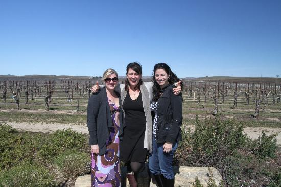 J. Lohr Vineyards and Wines: Girls wine tasting weekend