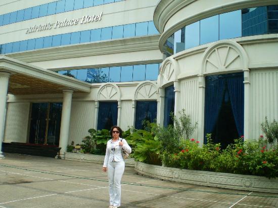 Adriatic Palace Bangkok: Отель