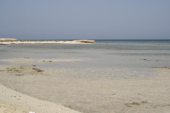 Sharm El Luli: spiaggie bianche