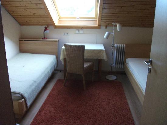 Landhaus Anja: Our twin room
