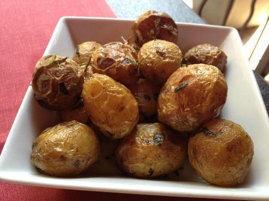 Bastide du Cours : Potatoes as a side dish