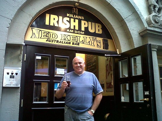Kilians Irish Pub: Great Beer in a Great City