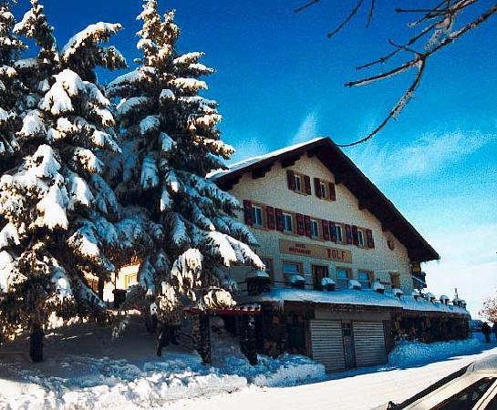 Hotel Restaurant Wolf