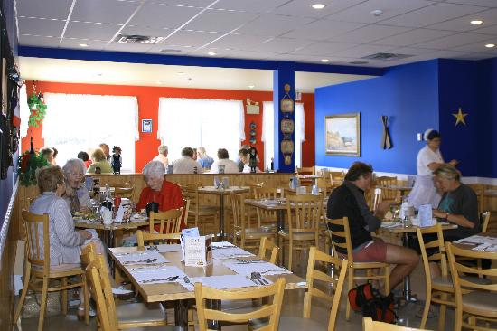 Acadian Restaurant: Our restaurant  specailizes in acadian dishes.