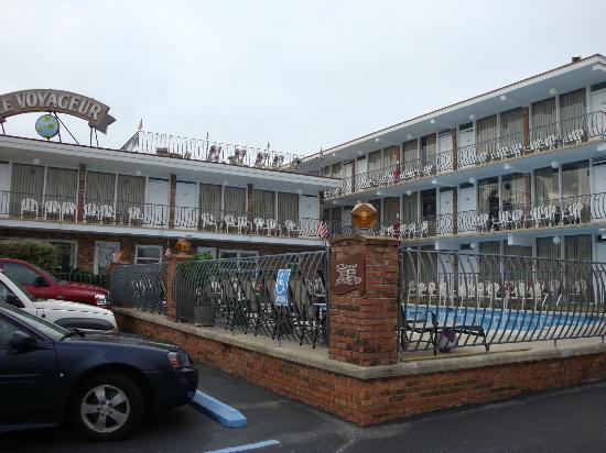 Le Voyageur Motel: Le Voyageur