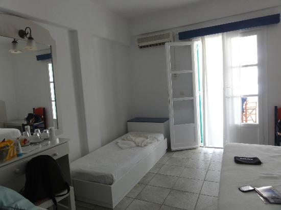 Aloni Hotel : Chambre