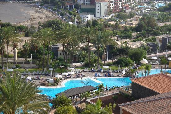 View picture of melia jardines del teide costa adeje for Melia jardines del teide