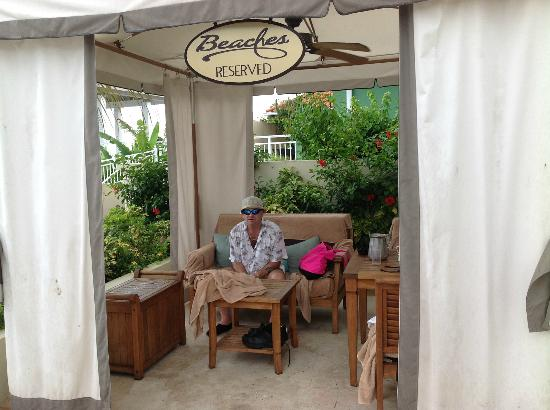 Beaches Ocho Rios Resort & Golf Club : Cabana Beaches Boscobel