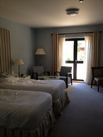 Bicester Hotel Golf and Spa: lovely comfy beds