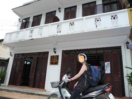 Sita-Norasingh Inn: Fachada