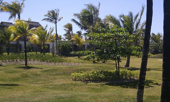 Long Beach Golf & Spa Resort: Gardens