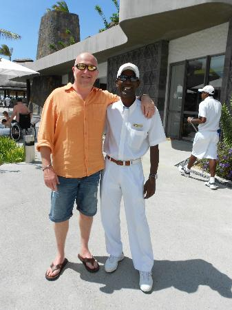 Long Beach Golf & Spa Resort: Me and Jessen