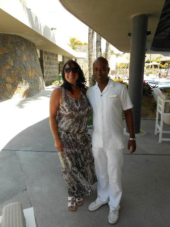 Long Beach Golf & Spa Resort: Our friend Dario