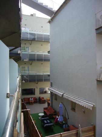 """Hotel Mare Nostrum: """"vistas""""desde la habitación"""