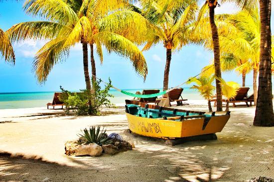 Holbox Hotel Mawimbi: La Playa