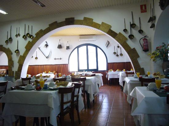 Mar Blau Tossa Hotel: bonito comedor para desayunar