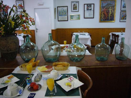 Mar Blau Tossa Hotel: sala de dsyns