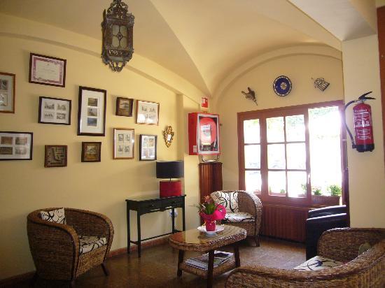 Mar Blau Tossa Hotel: recepción