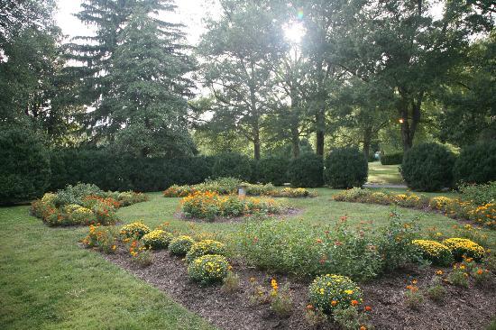 Flower Garden Grounds Of Morven Park Picture Of Morven