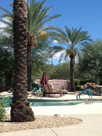 Rancho Manana Resort: Gorgeous pool area
