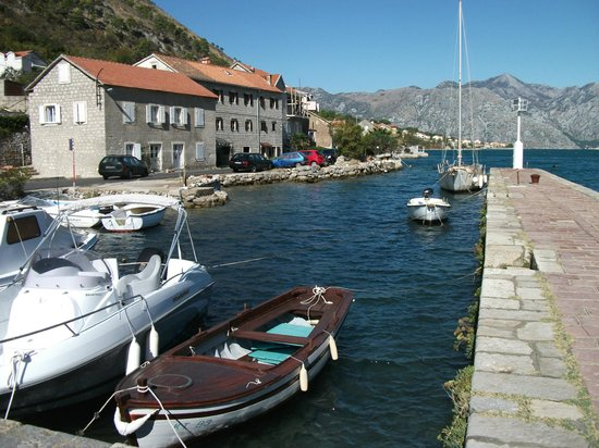 Bay of Kotor: A little like Cornwall