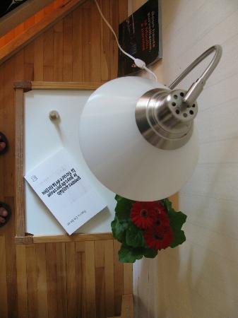 Gîte Urbain La Lanterne : in room Haïkaï
