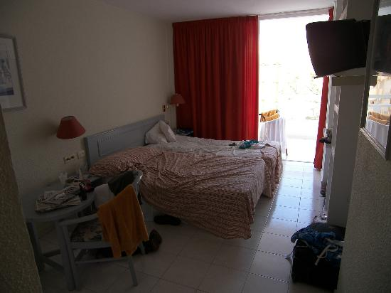 Hotel Ocean Ponderosa: room