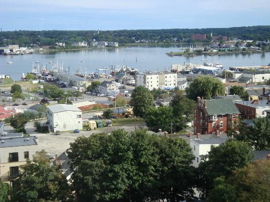 هوليداي إن بورتلاند - باي ذا باي: Harbor