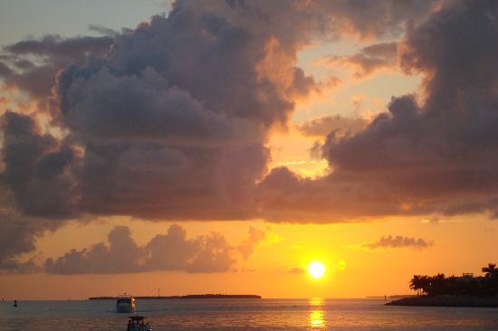 DoubleTree by Hilton Hotel Grand Key Resort - Key West : Key West sunset