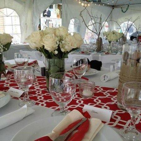 Anchorage House & Cottages: Wedding at Anchorage House