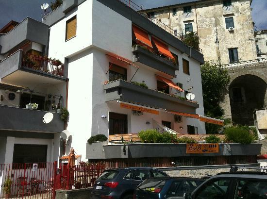 B&B Bellavista Costa d'Amalfi: esterno