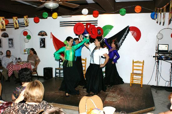 Photo of Caribbean Restaurant Triana Tapas & Flamenco at Recinto Sur 251, San Juan 00901, Puerto Rico