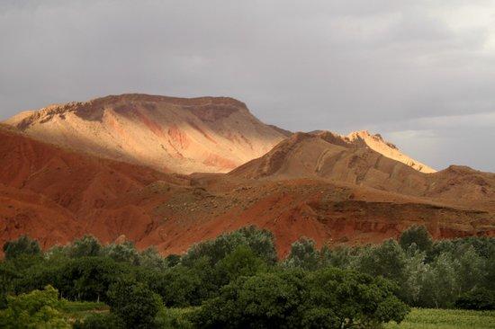 Radoin Sahara Expeditions: las gargantas