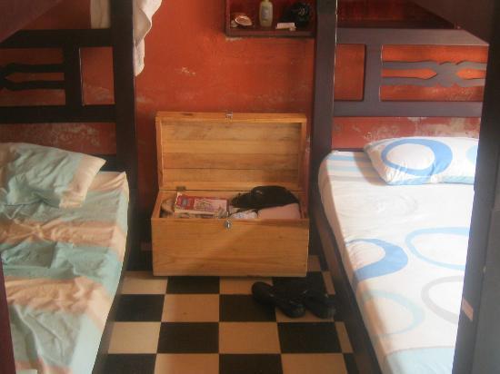 Casa Candela y Chocolate: El baúl para guardar las cosas