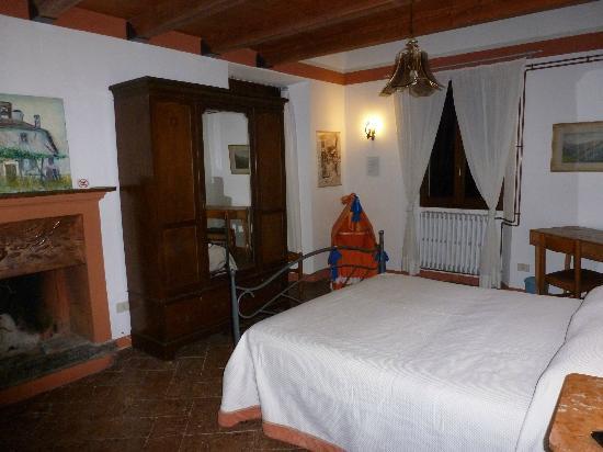 B&B Ca' Noeva: bedroom