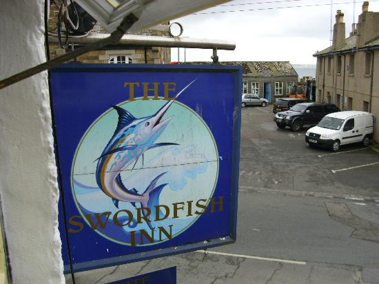 At the Sign of the Swordfish Inn - Harr!