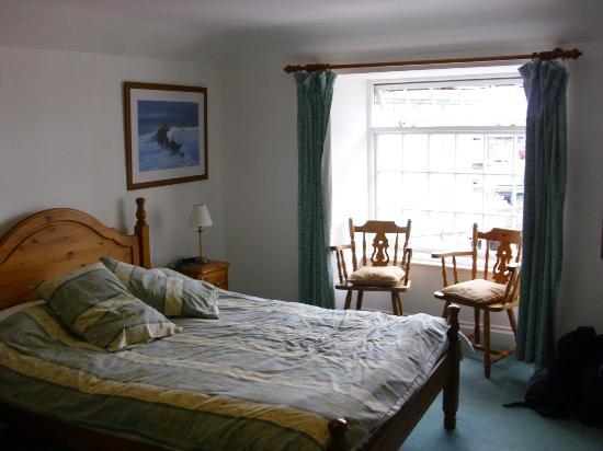 Swordfish Inn: Window-end of front room.