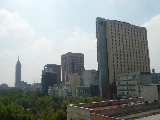 Hilton Reforma Hotel Mexico City Information