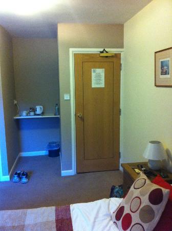 The Pilgrims Rest: spacious rooms