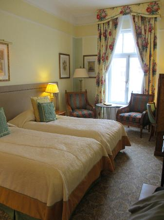 Belmond Grand Hotel Europe: comfortable beds