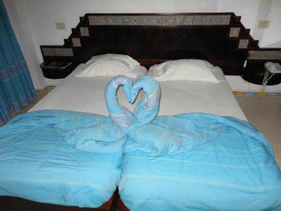 Club Jumbo Djerba: Les chambres toujours propres et décorées